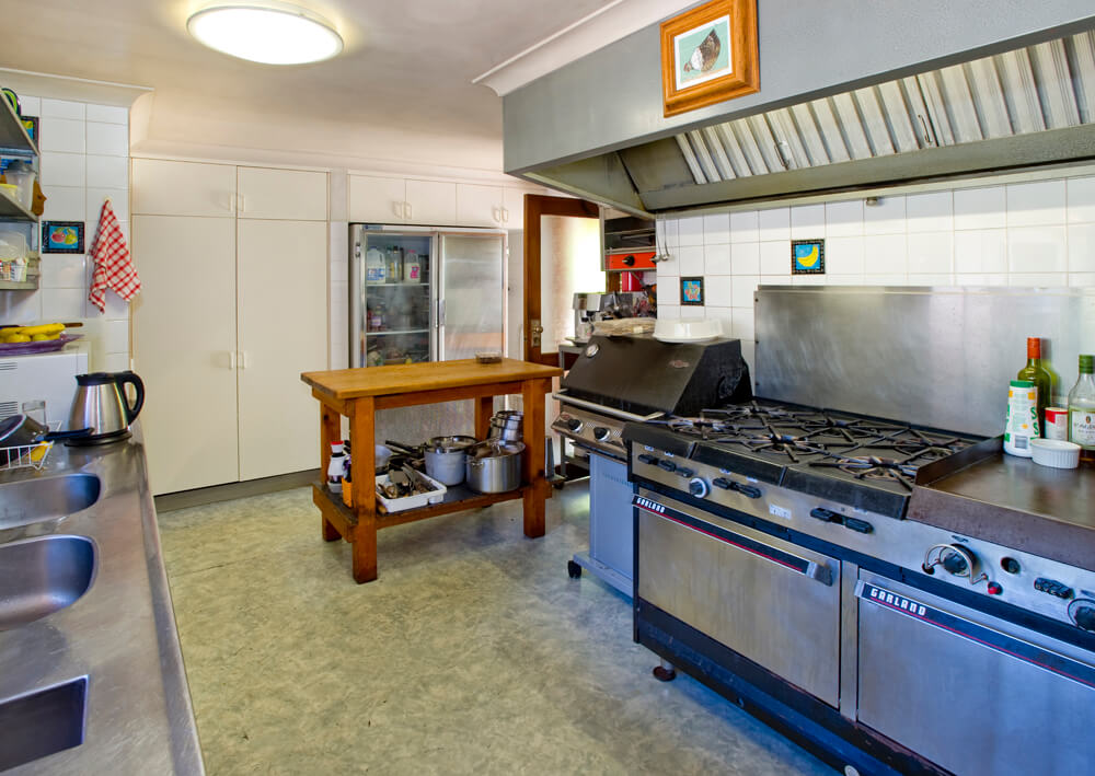 Semi Commercial Kitchen